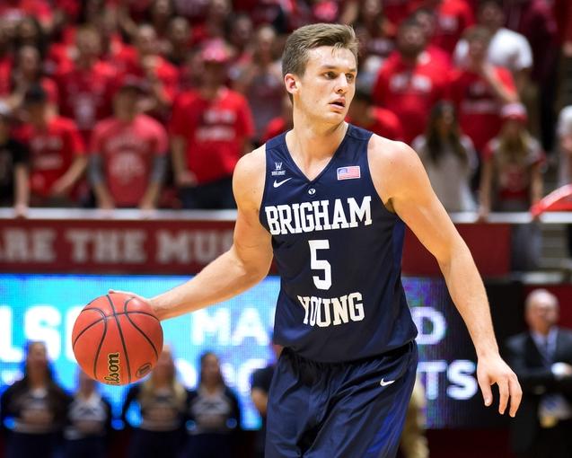 NCAA Basketball: Brigham Young at Utah